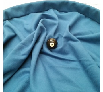 Eddie Charlton Denim Directional Pool Table Cloth 7X3.6