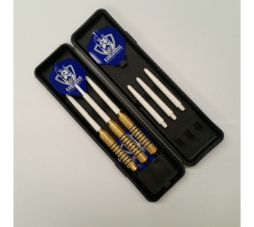 Official Afl North Melbourne Dart Set