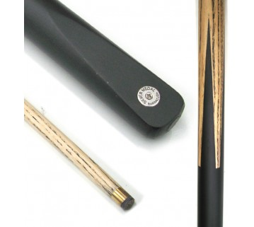 BARRACUDA SILVER MEDAL 2PCE CUE - CUE AND CASE