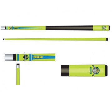 Licensed Nrl Canberra Raiders Pool Snooker Cue