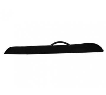 Black Zipped Cue Cover (SLEEVE)