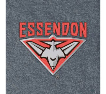 Official Licensed Afl Essendon Bombers Pool Cloth 7 Foot