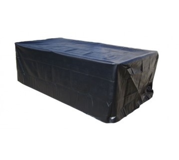 Full Length Heavy Duty Fitted 8 Foot Pool Table Cover