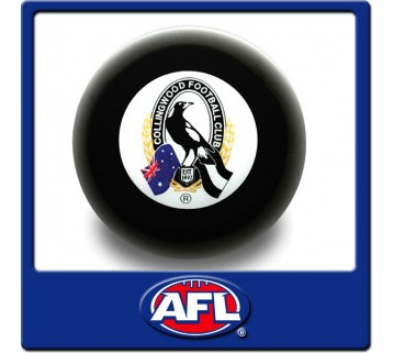 OFFICIAL LICENSED AFL COLLINGWOOD POOL 16 BALLS PACK