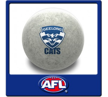 OFFICIAL LICENSED AFL GEELONG CATS POOL 16 BALL PACK