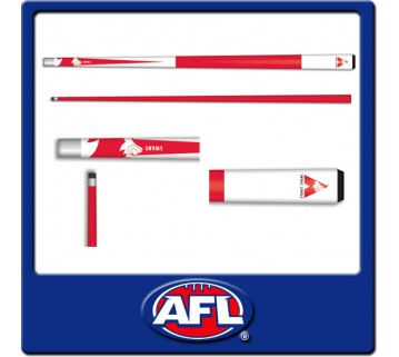 Licensed Afl Sydney Pool Snooker Cue