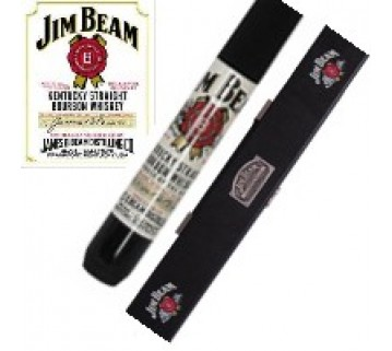 Official Collectors Edition Jim Beam Pool Cue and Case