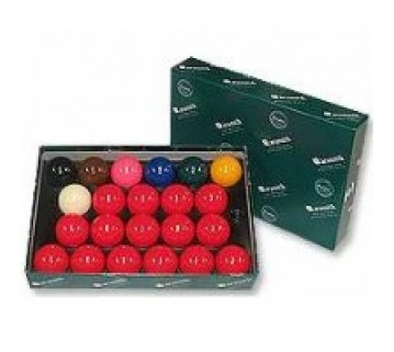 ARAMITH SUPER SNOOKER BALL SET 2 1/16 INCH
