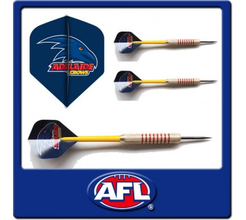 Official Afl Adelaide Crows Dart Set