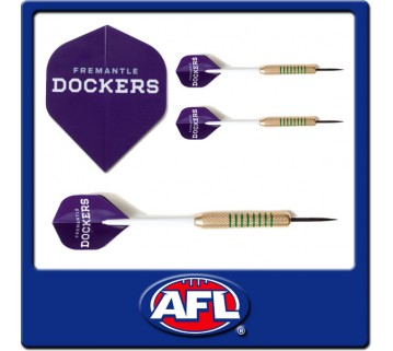 Official Afl Fremantle Dart Set