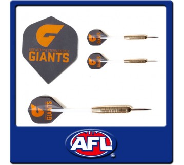 Official Afl Greater Western Sydney Dart Set