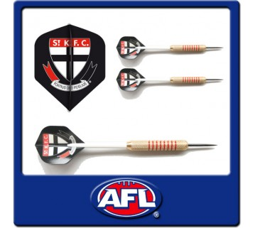 Official Afl St Kilda Dart Set