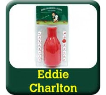 Eddie Charlton Kelly Pool Tally Bottle With Marbles