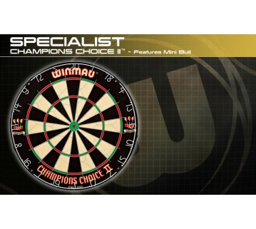 Winmau Champions Choice II Dartboard