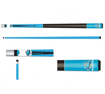 Licensed Nrl Cronulla Sharks Pool Snooker Cue