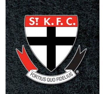 Official Licensed Afl St Kilda Saints Pool Cloth 7 Foot