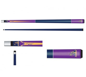 Licensed Nrl Melbourne Storm Pool Snooker Cue