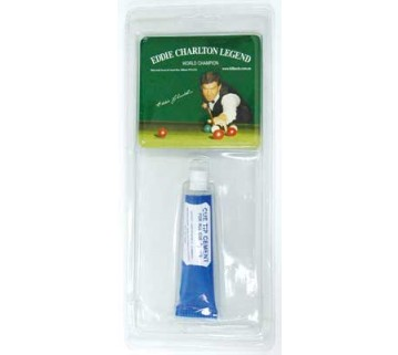 Eddie Charlton  Tip Glue Pool Snooker Billiards