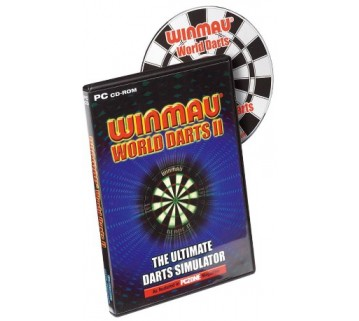 Winmau World Darts 11 CD Rom