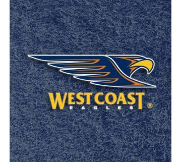 Official Licensed Afl West Coast Eagles Pool Cloth 7 Foot