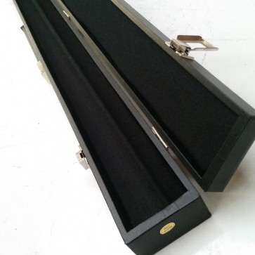 "C44 32"" Box-Style CUE CASE - BLACK"