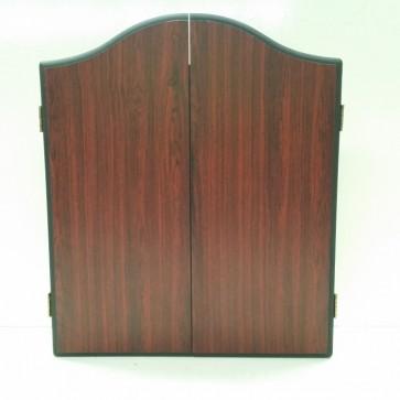 Winmau Rosewood Dartboard CABINET