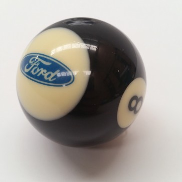 "Official Licensed BLACK 8 BALL 2"" - FORD"