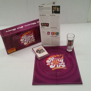 Ring of Fire - Shot Drinking Game