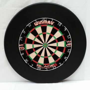 Winmau Dartboard SURROUND - Plain BLACK