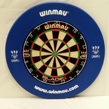 Winmau Dartboard SURROUND - BLUE