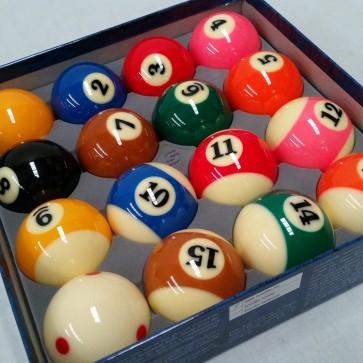 "Aramith KELLY POOL BALL Set 2 1/4"" - SUPER PRO"