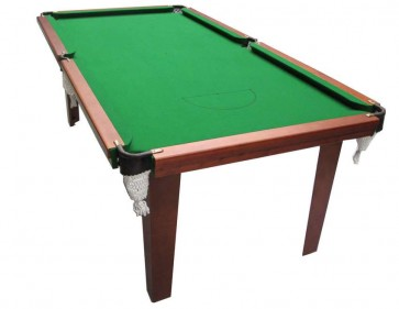 Eddie Charlton Challenger 7 Foot Pool Table Green