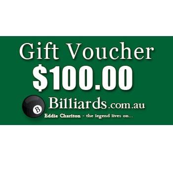 $100 Gift Voucher - P