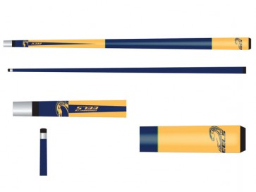NRL Licensed Pool Snooker CUE - Parramatta EELS