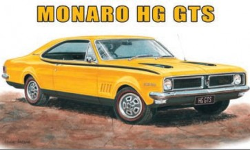 Australian Cars & Transport Monaro HG GTS Tin Sign