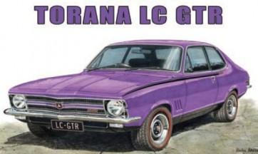 Australian Cars & Transport Holden Torana LC GTR Tin Sign