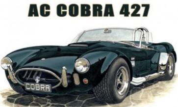 Australian Cars & Transport AC Cobra 427 Tin Sign