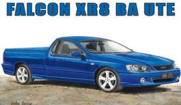 Australian Cars & Transport Ford Falcon XR8 BA Ute Tin Sign
