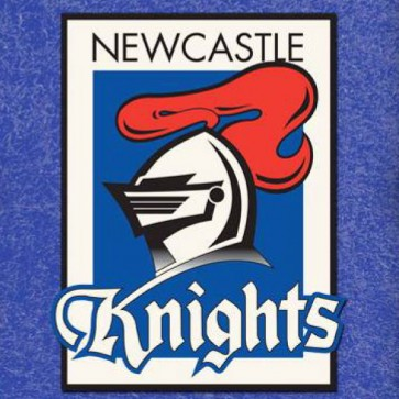 NRL Licensed Pool Snooker Billiards CLOTH 7 Foot - Newcastle KNIGHTS