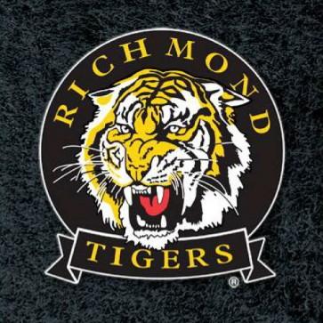 AFL Licensed Pool Snooker Billiards CLOTH 9 Foot - Richmond TIGERS