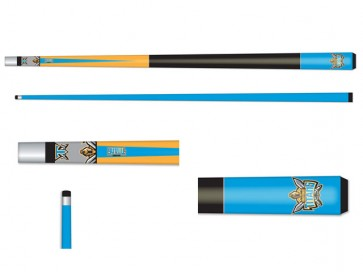 NRL Licensed Pool Snooker CUE - Gold Coast TITANS