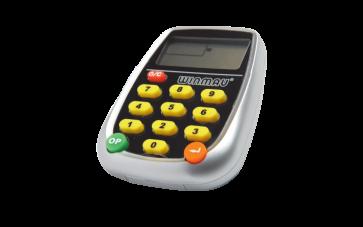 Winmau Ton Machine - Electronic Pocket Darts SCORER