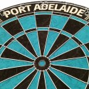 Official Licensed Afl Port Adelaide Power Dartboard