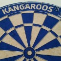 Official Licensed Afl North Melbourne Kangaroos Dartboard