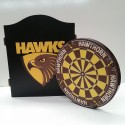 OFFICIAL LICENSED AFL HAWTHORN HAWKS DART PACK