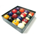 ARAMITH PREMIER SUPER KELLY POOL BALL SET 2 INCH