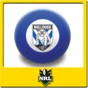 OFFICIAL LICENSED NRL CANTERBURY BULLDOGS POOL 16 BALL