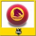 OFFICIAL LICENSED NRL BRISBANE BRONCOS POOL 16 BALL