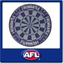 Official Licensed Afl Fremantle Dockers Dartboard