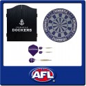 OFFICIAL LICENSED AFL FREMANTLE DOCKERS DART PACK